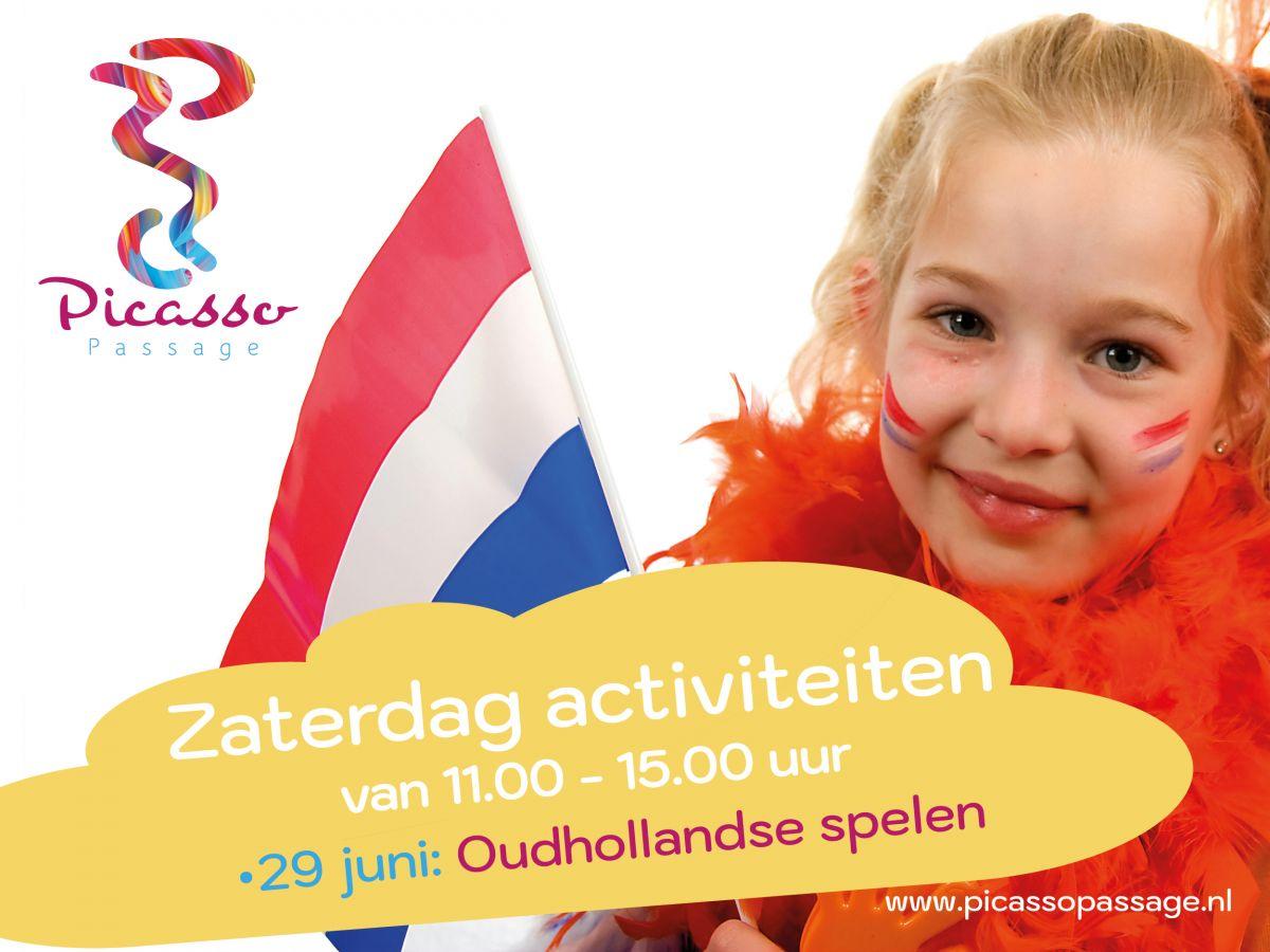 Oud-Hollandse spelletjes