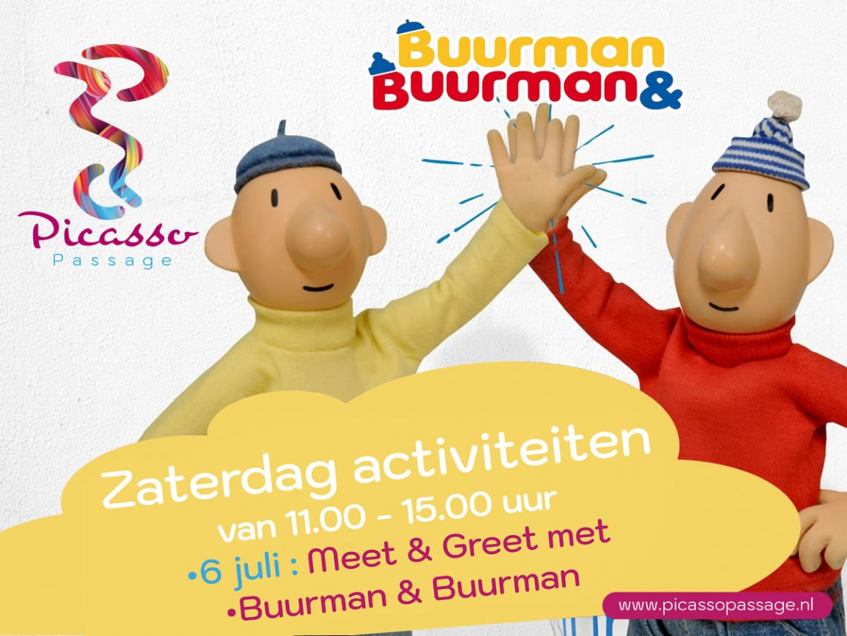Buurman en buurman meet & greet